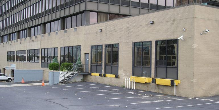 145 Huguenot Street - New Rochelle, NY 10801 Loading Docks